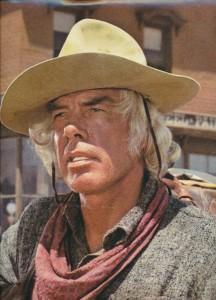 Lee Marvin dans Monte Walsh (1970 cinérevue)