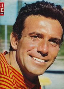 Tony Franciosa (ciné revue 13 juillet 67)