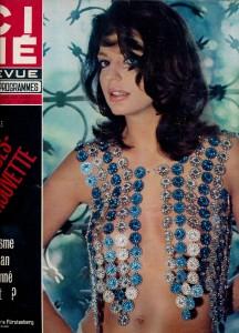 Ira de Fürstenberg 1971 - Ciné revue)