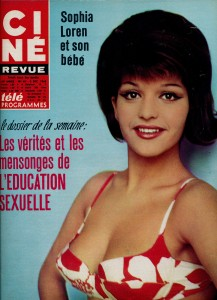 Marie-Ange Aniès décembre 68 Ciné revue