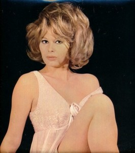 Silvia Solar- cine revue - avril 1969