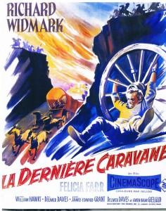 La dernière caravane-Richard Widmark