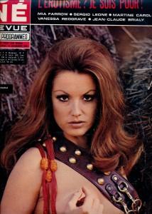 Magda Konopka décembre 1970_
