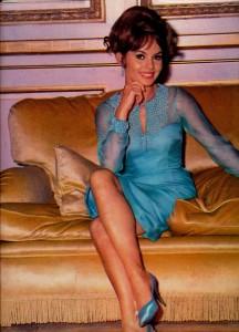 Pascale Petit 1967 ciné revue