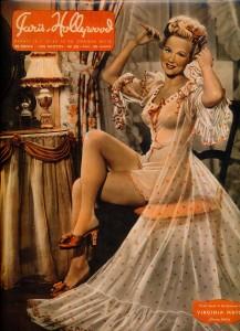 Virginia Mayo Paris-Hollywood
