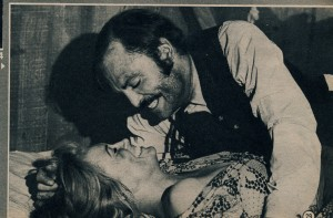 Doc Holliday Faye Dunaway Stacy Keach (1970 cinérevue)