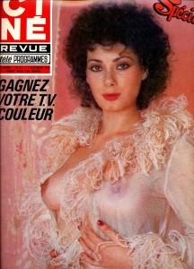 Edwige Fenech (cinerevue 1976)