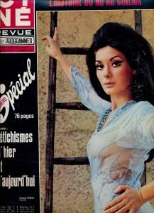Edwige Fenech février 1971