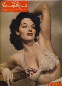 Jane Russell Paris-Hollywood