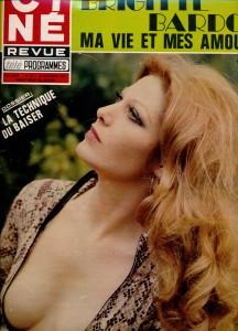 Krista Nell cinérevue décembre 1974