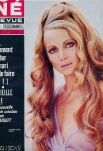 Lucretia Love Ciné-revue 1971