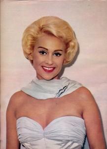 Martine Carol décembre 1970