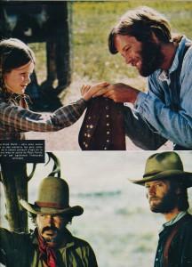 Peter Fonda L'homme sans frontière (The hired hand) (ciné revue 1971)