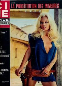 Shirley Corrigan Ciné-revue 1971_NEW