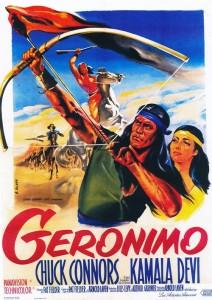 Geronimo - Chuck Connors-Kamala Devi