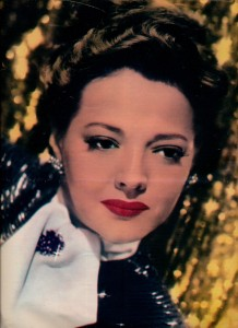 Sylvia Sidney cinérevue 1975_
