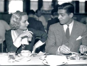 Carole Lombard-Clark Gable
