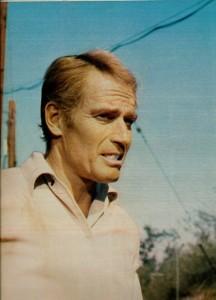 Charlton Heston (cine revue 1976