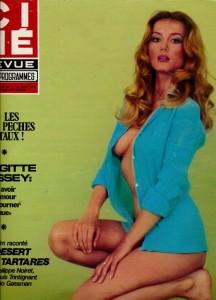 Barbara Bouchet (cinerevue juin1976)