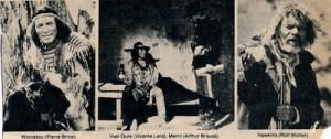 Winnetou le mescalero - Pierre Brice