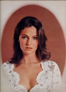Jacqueline Bisset novembre 1968- cine revue