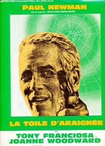 Paul Newman - La toile d'araignée