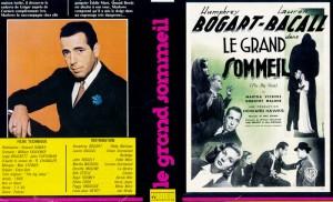 Le grand sommeil - Humphrey Bogart