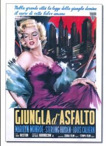 Quand la ville dort -Marilyn Monroe
