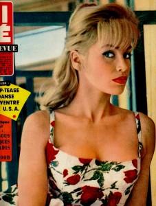 Estella Blain (Ciné revue février 1961)