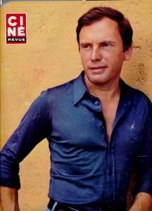 Jean-Louis Trintignant (cinerevue février 1971)