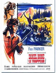 Daniel Boone le trappeur - Fess Parker