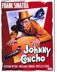 Johnny Concho - Frank Sinatra