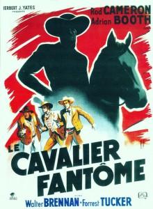 Le cavalier fantôme - Rod Cameron