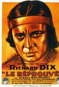 Le réprouvé - Richard Dix