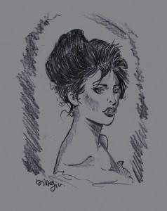 Josephine Sarah Marcus Earp by Didgiv