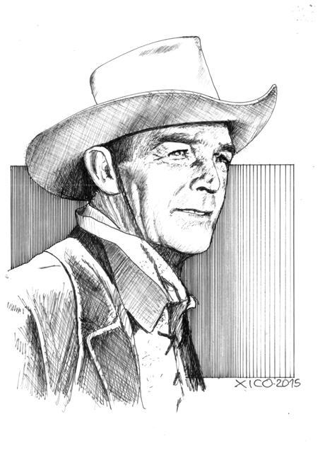 Randolph Scott par FCarlos
