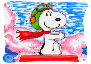 Snoopy by Didgiv