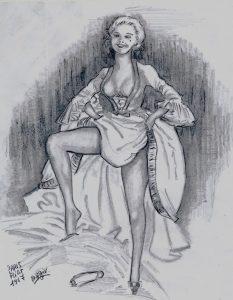 paris flirt 1967